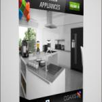 CGAxis Models Volume 10 Kitchen Appliances