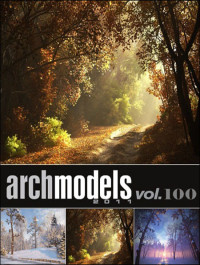Evermotion Archmodels vol 100