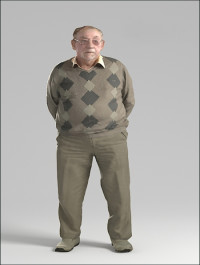 Human Alloy Grandpa001