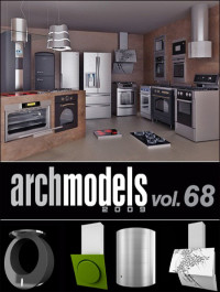 Evermotion Archmodels vol 68
