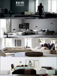 B&B Italia Furniture models