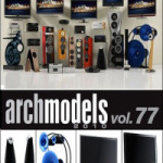 Evermotion Archmodels vol 77