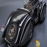 Turbosquid Mercedes-Benz SS Roadster 1930 Erdmann&Rossi retro legend sport cabriolet