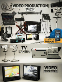 The Pixel Lab 3D Video Production Pack