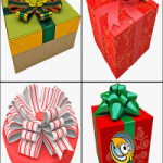 TurboSquid Gift Boxes Collection