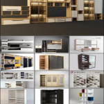 Modern Wardrobe & Display Cabinets