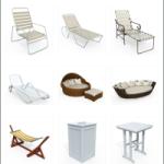 10ravens 3D Models collection 014 Outdoor furniture 02