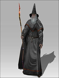 Arteria 3D The Old Wise Wizard