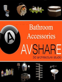Avshare Bathroom Accessories