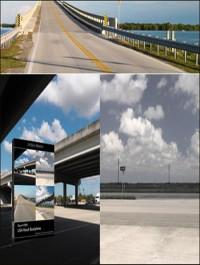 Dosch Design HDRI USA Road Backplates