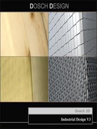DOSCH DESIGN Textures Industrial Design V3