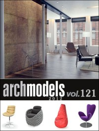 Evermotion Archmodels vol 121