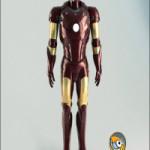 TurboSquid Iron Man Rigged