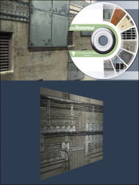 3D Total Textures V17 Urban Extras Textures