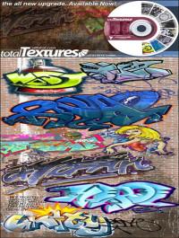 3D Total Textures V5 R2 Dirt & Graffiti