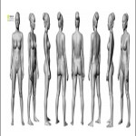 3D Scan Store Shaded Female 07 Pose 9