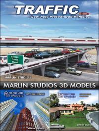 Marlin Studio Premium City Models Bundle
