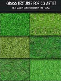 CG Artist Grass Textures