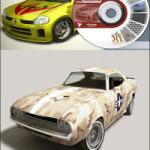 3D Total Textures V8 R2 Vehicles
