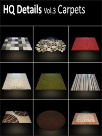 HQ Details Vol 3 Carpets
