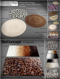 3DDD Carpet collection