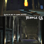 DEXSOFT-GAME Temple Construction Set model pack by Pablo Ariel
