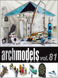Evermotion Archmodels vol 81