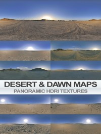DOSCH DESIGN HDRI Desert & Dawn
