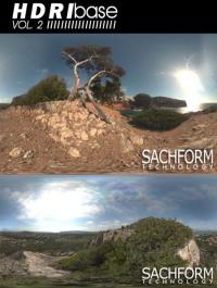 SachForm Technology HDRIbase Vol 2 Spherical Panoramas