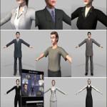Dosch Design 3D  Humans