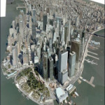 3D New York City