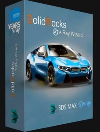 SolidRocks 1.9.5 for 3ds Max 2010 - 2016