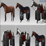 Arteria 3D Horse Base Release A
