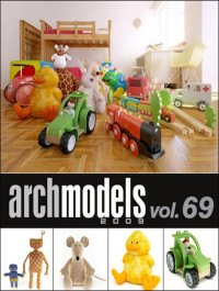 Evermotion Archmodels vol 69