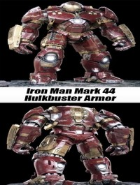 CGTrader 3D MODELS Iron Man Mark 44 Hulkbuster Armor