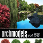 Evermotion Archmodels vol 58