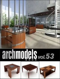 Evermotion Archmodels Vol 53