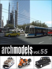 Evermotion Archmodels Vol 55