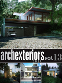 Evermotion Archexteriors vol 13