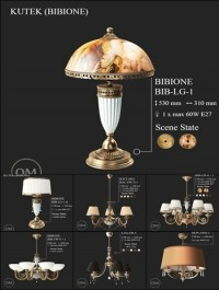 Classic Lamp set 2