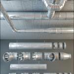 Set Ventilation Pipes