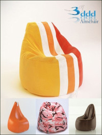 3DDD Armchair 3D models