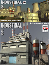 DEXSOFT-GAMES Industrial 5 model pack
