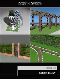 DOSCH DESIGN 3D Garden Designer