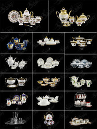 3DDD Dinnerware Collection