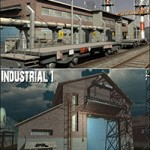 DEXSOFT-GAMES Industrial 1 model pack