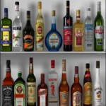 Pro 3d Alcohol Bottles Models