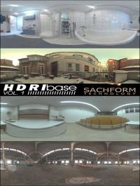 SachForm Technology HDRIbase Vol 1 Spherical Panoramas