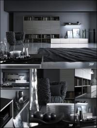 Blackhaus's Black Living scene