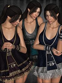 Dark Heart for Clockwork Heart by OutsideTheBox